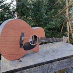 Martin Guitars GPCX2AE Macassar