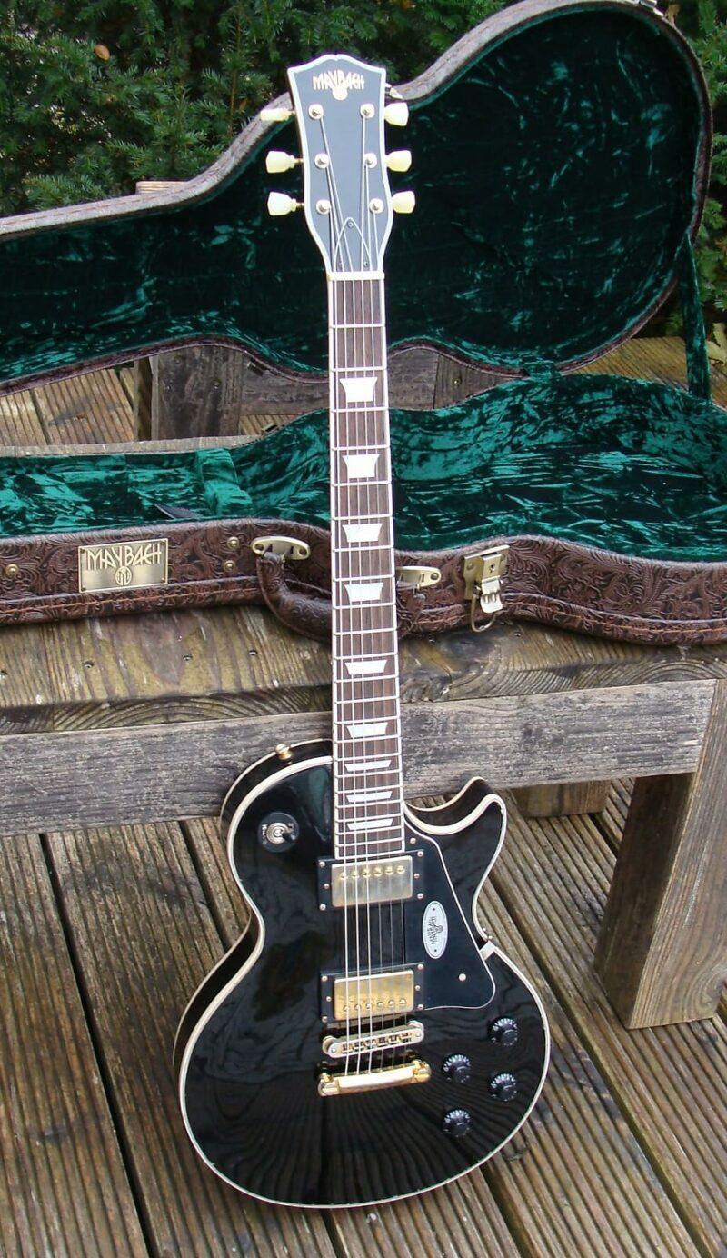 Maybach Lester Black Velvet ´57 Custom Aged