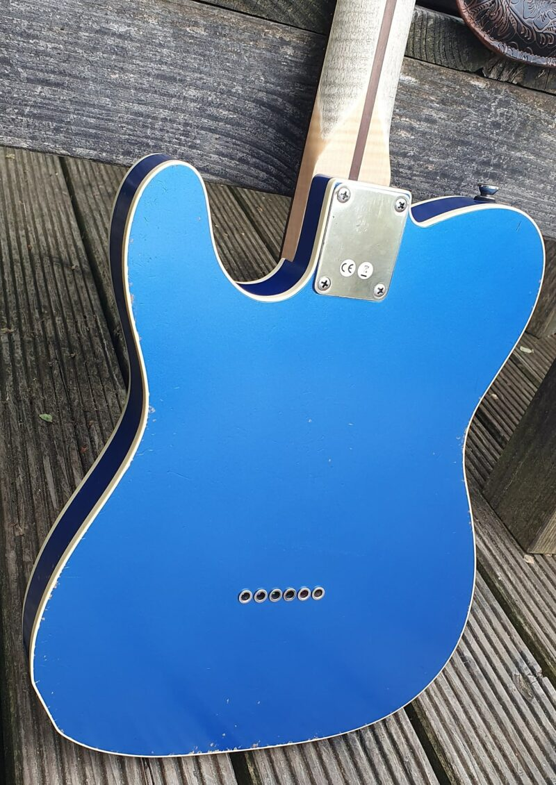 Maybach Teleman T61 Lake Placid Blue Aged, Custom Shop Special Run (One of a Kind)