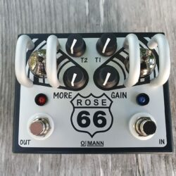 Ollmann Elektronik ROSE 66 Röhrenoverdrive/Booster