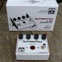 Palmer Mutterstolz Tube Distortion
