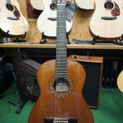 Ramirez 1NE Spanische Gitarre, incl. Tonträger Koffer - New old Stock -