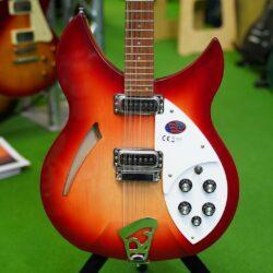 Rickenbacker 330/12FG, Fireglow, 12-String E-Guitar