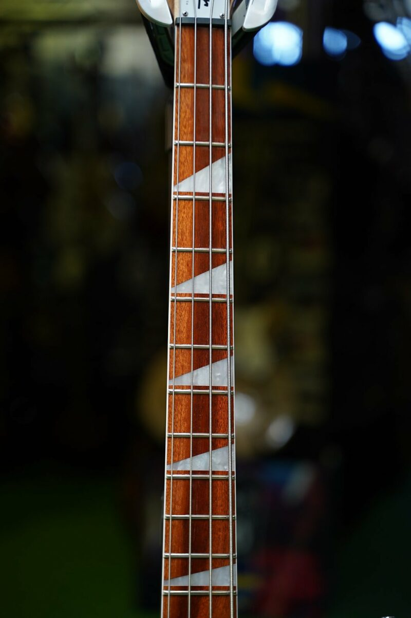 Rickenbacker 4003 MG LH, Mapleglow, Lefthand