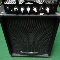 """Rocktron S 112 Black - 1x12"""" Guitar Cab -"""