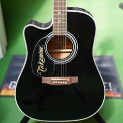 Takamine EF341SC LH, Legacy Series, Dreadnought/C, Lefthand, incl. Case