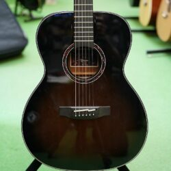Takamine LTD2011 Kunoichi 2011 Limited Edition, electroacoustic-guitar, incl. Case