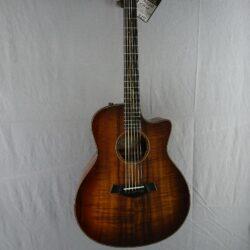 Taylor K26CE KOA, updated ES2 Pickupsystem