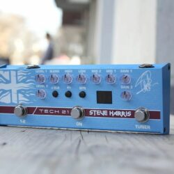 Tech 21 Steve Harris Signature SH1 SansAmp