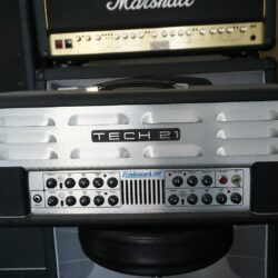 Tech 21 Trademark 300 incl. Box & Footswitch