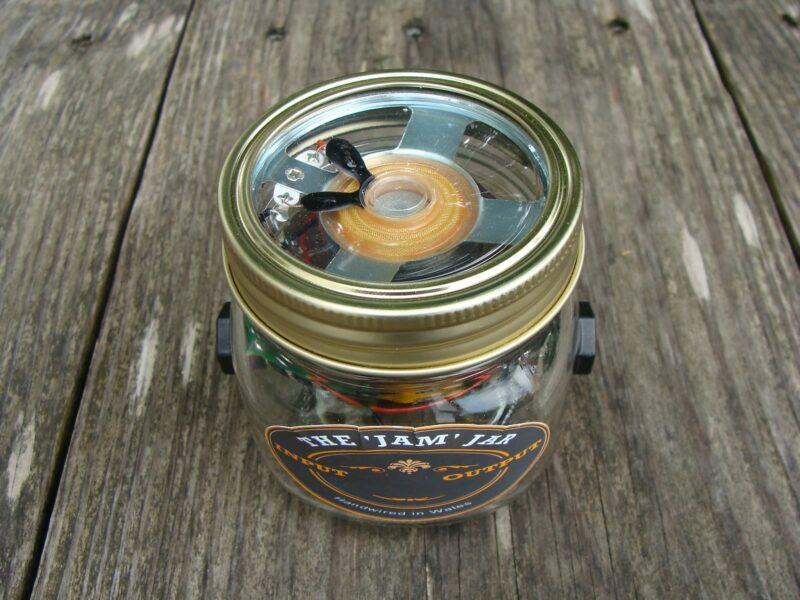 The Jam Jar Original Amp 0,25 Watt, Handwired bei J´s Guitar Shop