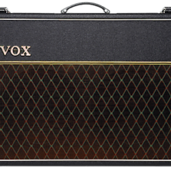 "Vox AC30C2X Custom 30-Watt 2x12"" Guitar Combo m. Blue Bulldog Speakern"