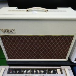 "Vox AC30S1 Cream Bronco Ltd.Ed, 30-Watt 1x12"" Guitar Combo - New Old Stock -"