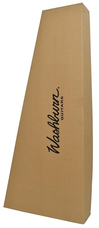 Washburn N2NM-D Nuno Bettencourt Signature w/ Floyd Rose Tremolo Natural