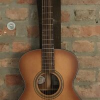 Breedlove Organic Signature Concertina E Copper Burst Semi-Gloss Acoustic Guitar