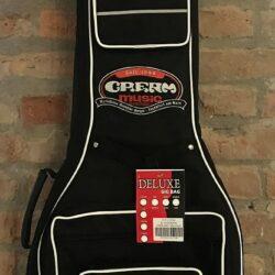 Cream Music Instruments Deluxe Gigbag Electric Guitar Gigbag