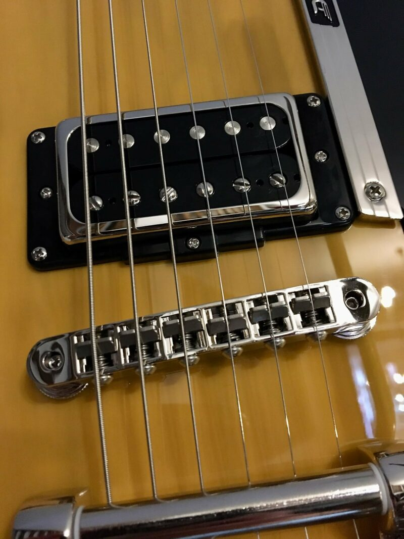 Duesenberg Caribou Butterscotch Blonde Deluxe Tremola Electric Guitar