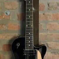 Duesenberg Starplayer TV Deluxe Tremola Black Electric Guitar