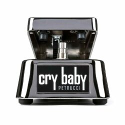 Dunlop John Petrucci Signature Crybaby Wah Wah Pedal Made in USA NEW