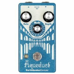 Earthquaker Devices Aqueduct Vibrato Pedal Effectpedal