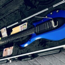 Ernie Ball Music Man - John Petrucci Majesty - Siberian Blue