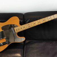 Fender Telecaster (1975) Natural wood