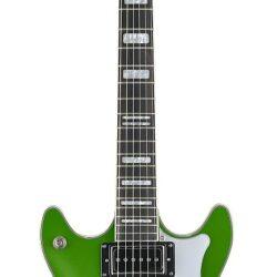 Hagstrom Alvar Ltd 2020 Stallion Green Metallic E-Gitarre