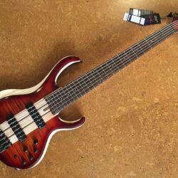 Ibanez BTB20TH6-BTL Electric Bass Guitar 6-String NEW