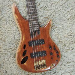 Ibanez SR30TH5P-NTL Premium Semi-Hollow 30th Anniversary Electric Bass Guitar Softcase NEW