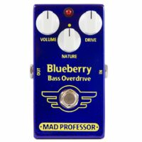 Mad Professor Blueberry Bass Overdrive Effectpedal