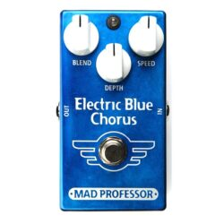 Mad Professor Electric Blue Chorus Factory Made Effectpedal