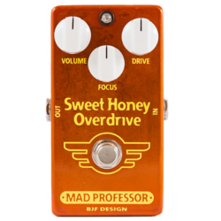 Mad Professor Sweet Honey Overdrive Factory Made Effectpedal
