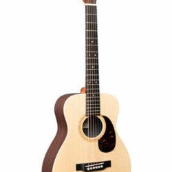 Martin Little LX1 RE 3/4 Akustik Gitarre Westerngitarre Tonabnehmer