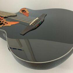 Ovation Celebrity Elite Speciality 12 String CE4412-5 Black Westerngitarre