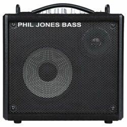 Phil Jones Bass M-7 BK Micro 7 Black E-Basscombo