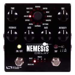 Source Audio SA 260 One Series Nemesis Delay Effectpedal