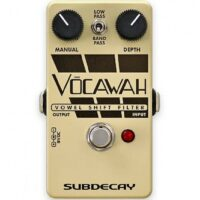 Subdecay VocaWah Effectpedal