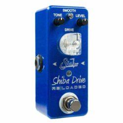 Suhr Shiba Mini Reloaded Drive Pedal E-Gitarre Effektgerät Overdrive Verzerrer