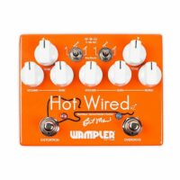 Wampler Brent Mason Hot Wired v2 Overdrive Effectpedal