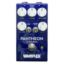 Wampler Pantheon Overdrive Pedal Made in USA NEW