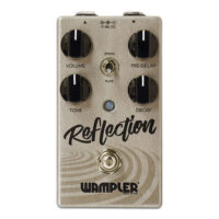 Wampler Reflection Reverb Pedal Effectpedal