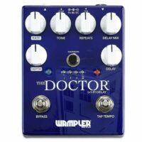 Wampler The Doctor Lo-Fi Ambient Delay Pedal Effectpedal Made in USA NEW