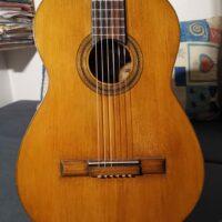 1935 ca. Casa Gonzalez Guitar