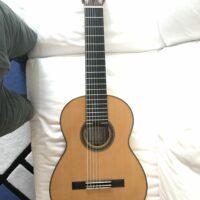 8-strings Classical Guitar Antonio Marín Montero 1992 unplayed-new!