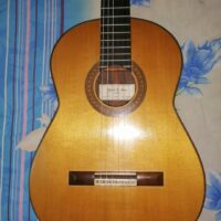 Edward B. Jones / Rubio 1979 Classical Guitar