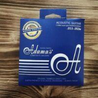 Adamas 1749NU .011 - .052w Super Light Acoustic Guitar String-Set