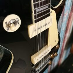 Career Stage Series, E-Guitar Single Cut Style