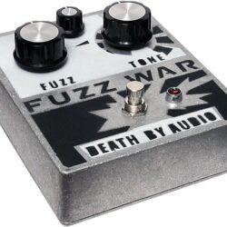 Death By Audio DBA FUZZ WAR
