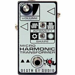 Death By Audio DBA Micro Harmonic Transformer - Fuzz