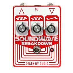 Death By Audio DBA Soundwave Breakdown - Fuzz